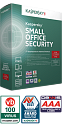 Kaspersky Small Office Security 3 for Personal Computers, Mobiles and File Servers Russian Edition.